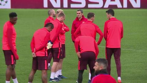 El Barcelona, a terminar el trabajo en Roma por la Champions