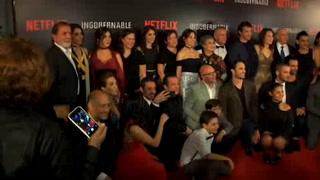 Kate del Castillo, la gran ausente en presentación de 'Ingobernable'