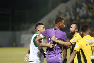 Porteros Kevin Hernández y Denovan Torres son castigados con tres partidos