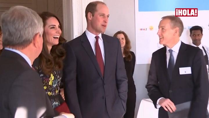 La reacción de la Duquesa de Cambridge al saber que el príncipe Guillermo quiere correr una maratón