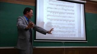Music theorist receives 2013 Distinguished Teacher Award