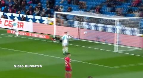 Real Madrid 2-2 Numancia (Copa del Rey)