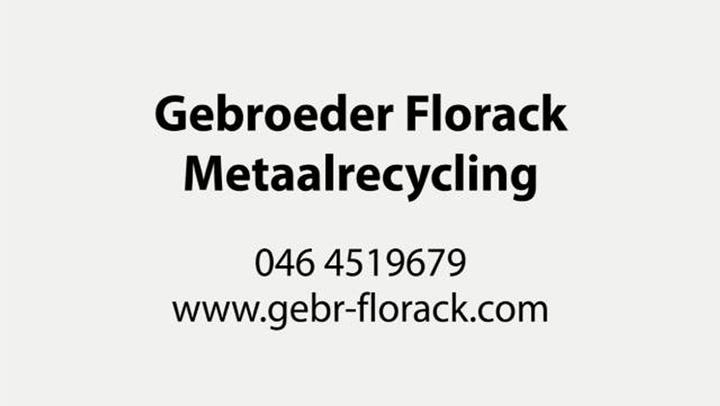 Gebroeder Florack Metaalrecycling - Video tour