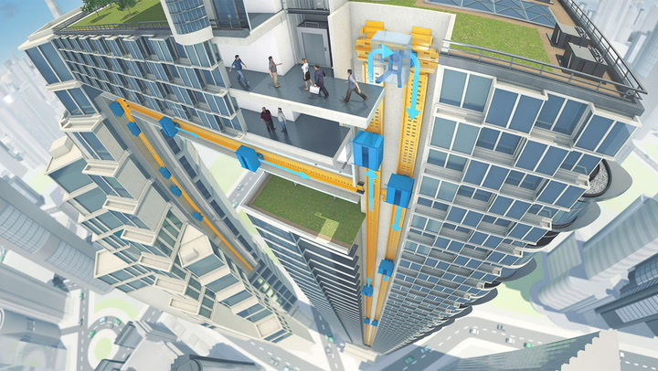4 Ways Elevators Will Get Totally Insane In 2016