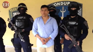 Capturan a hondureño pedido en extradición por Estados Unidos
