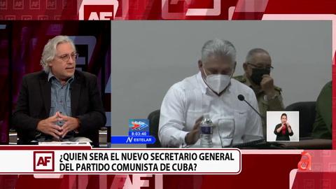 ¿Quién será el nuevo Secretario General del Partido Comunista de Cuba?