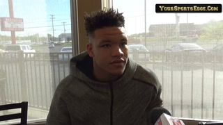 Kevin Knox on Visiting Hopkinsville and His Time at UK