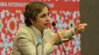 Aristegui insta a buscar soluciones para el país
