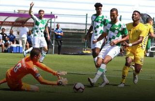 Con Bryan Róchez de titular, Nacional pierde con Moreirense