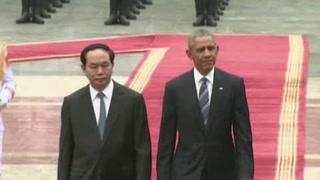Obama levanta embargo de armas a Vietnam