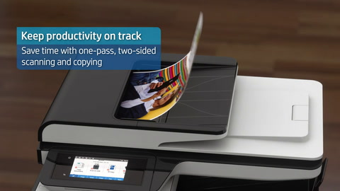 HP PageWide Pro MFP 477dw product video