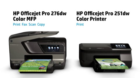 HP Officejet Pro 200 Series Printer MFP Product Overview