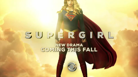 Supergirl coming this Fall