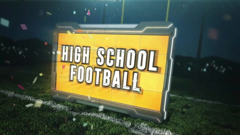 High school football game – Crater @ Mountain View High School 9/18/15