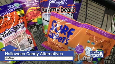 Halloween candy melt-downs: Treat alternatives, this is not a trick…