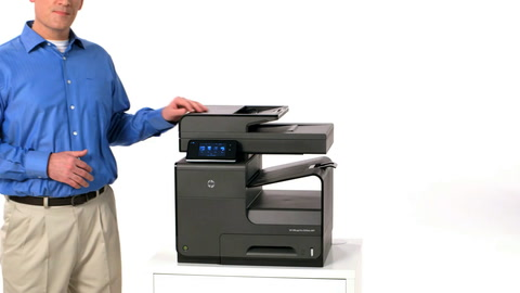 HP Officejet ProX MFP Conclusion EMEA_AP Training Video