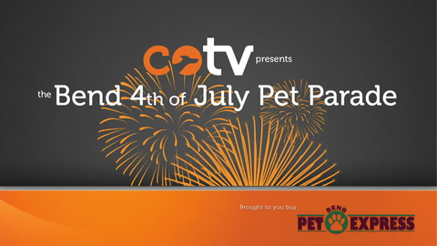Bend Pet Parade – July 4, 2015