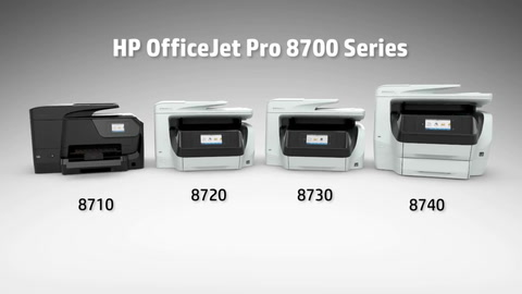 HP OJP 8700 NA/EMEA/APJ 15 sec Team Confidence Demo Video