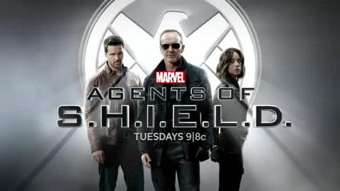 Marvel's Agents of S.H.I.E.L.D. – Tuesdays, 9pm
