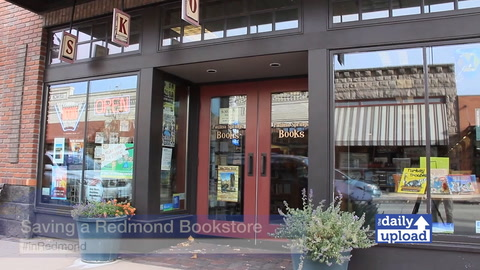 Redmond bookstore hopes to stay open with crowd funding