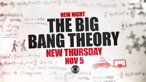 Catch The Big Bang Theory on Thursdays!