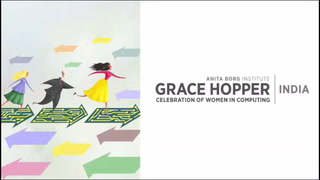 Grace Hopper Celebration India (GHCI) 2015