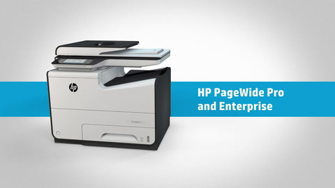 Inside an HP PageWide Printer
