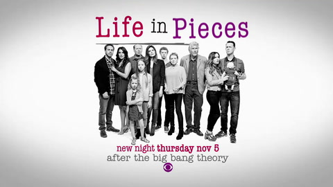 Life in Pieces is on a new night!