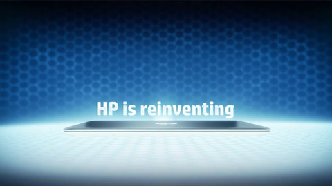 HP Sure View Integrated Privacy Screen Demo