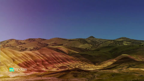 Go back in time with a day trip to the Painted Hills