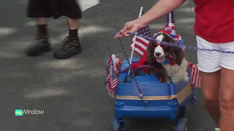 Bend Pet Parade – July 4, 2014
