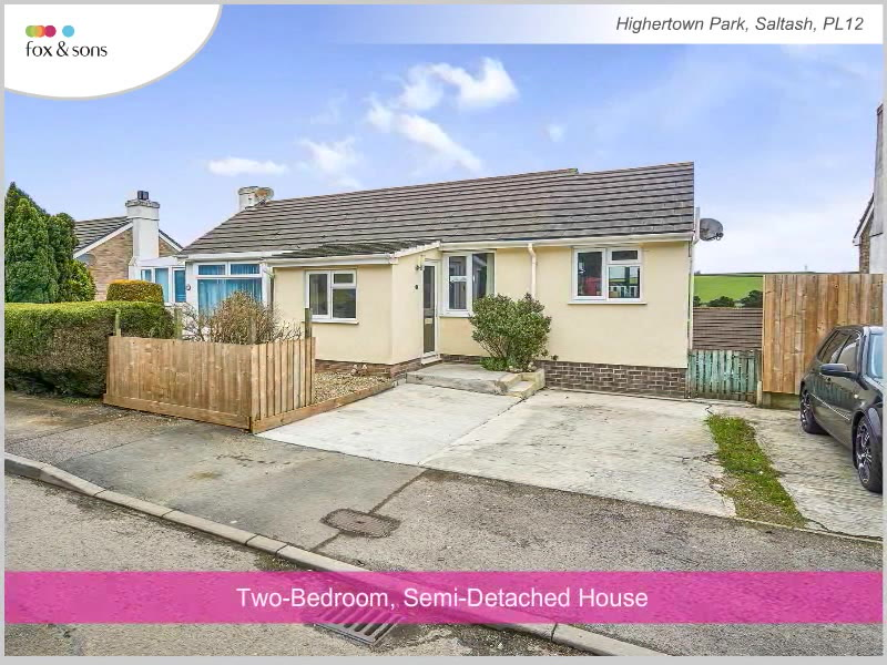 Saltash, 2 bedrooms