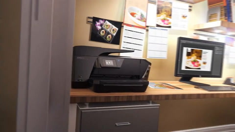 US Eng OfficeJet 7510 Printer product video