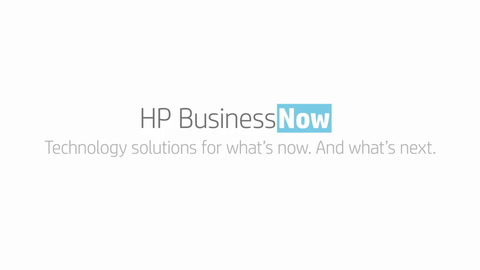 HP BusinessNow Customer Video - Manufacturing