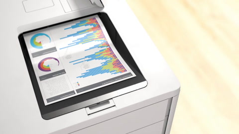 HP LaserJet 400 and 500 series with JetIntelligence—Fastest two-sided printing in class