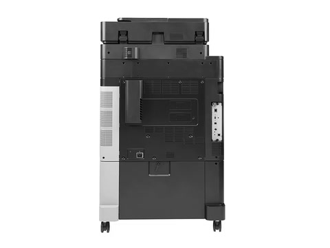 HP Color LaserJet Enterprise flow M880 Printer series