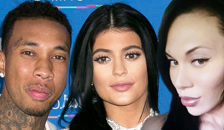 Kylie tyga dating a trans