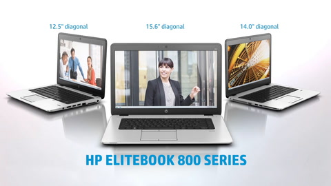 HP Elitebook 800 Series Demo