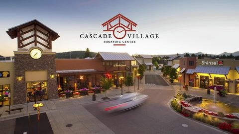 Cascade Village, Central Oregon's destination center