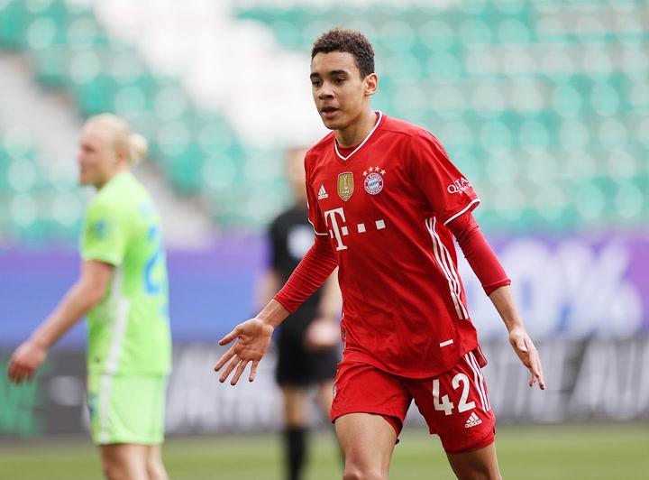 Musiala führt Bayern zum Sieg gegen Wolfsburg