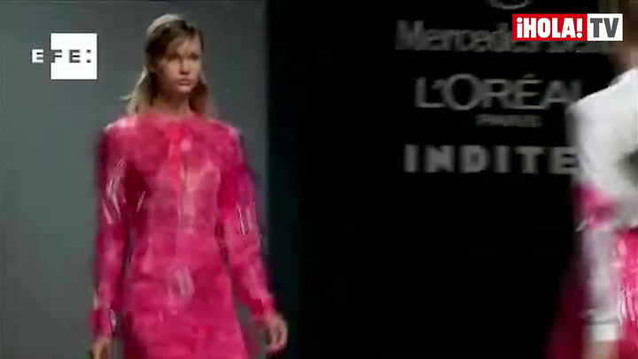 Fashion Week Madrid primavera-verano 2014: Martin Lamothe