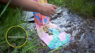 Dye-Sublimated Cooling Towel
