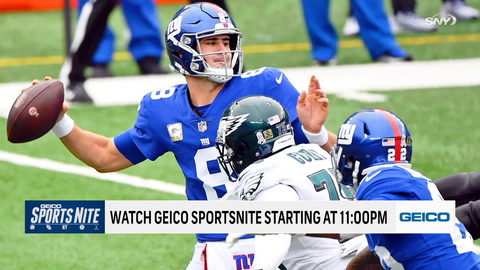 Are the Giants actually now the favorites in the NFC East?