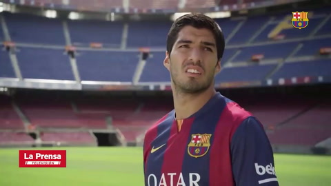 Hasta pronto, Pistolero... El Barcelona se despide de Luis Suárez con emotivo video