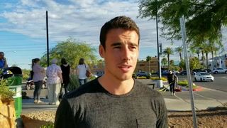 Golden Knights forward Reilly Smith on giving back to community