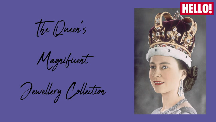The Queens Magnificent jewellery Collection