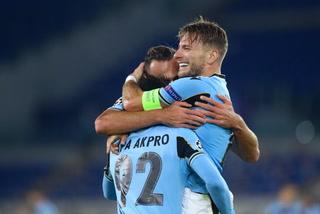 La Lazio sorprende al Dortmund y Haaland e Immobile firman tablas