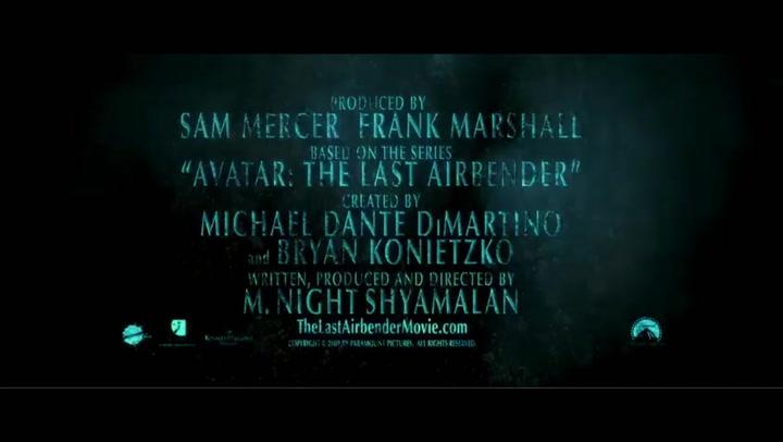 The Last Airbender - Trailer No. 1
