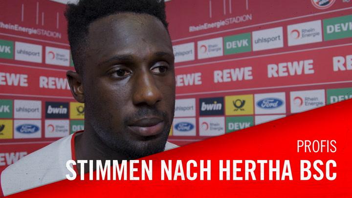 Stimmen nach Hertha