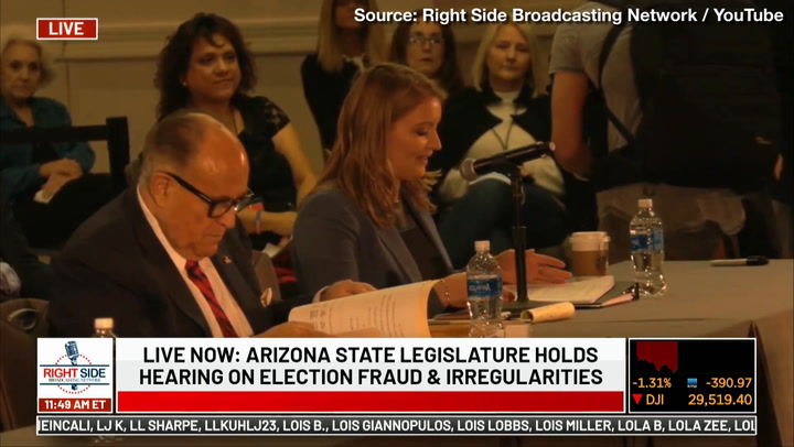 Jenna Ellis Urges AZ State Legislators to Select, Send Their Own Electors